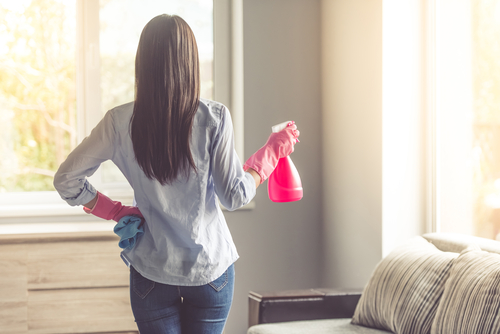 How to Save Time When Keeping Up with House Cleaning